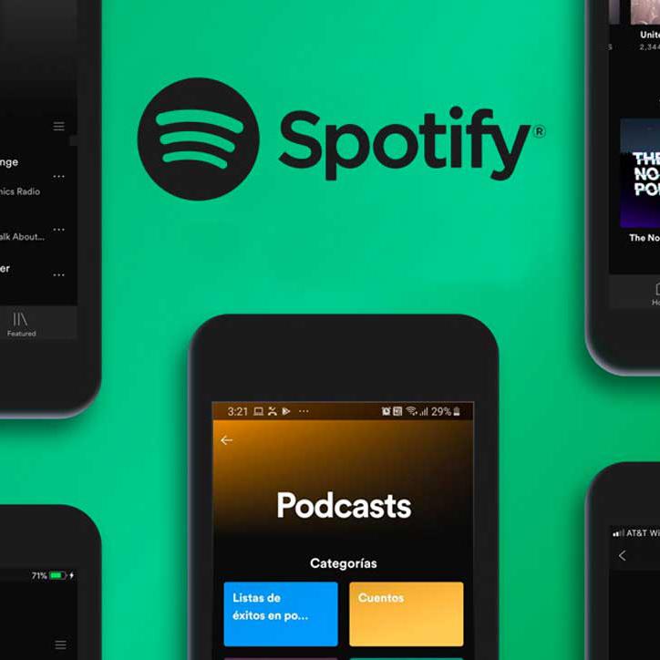 Silvia Stoll Spotify Podcast